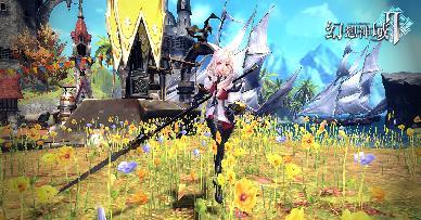 Aura Kingdom II, il nuovo MMORPG per iOS e Android, si prepara alla release di Aprile
