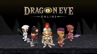 Dragon Eye Online, un nuovo pixel MMO, è entrato in Alpha