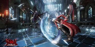 Devil May Cry Pinnacle of Combat, il nuovo RPG per iOs e Android della saga
