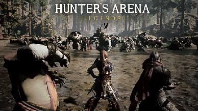 Hunter's Arena: Legends, un nuovo MOBA Battle Royale, viene mostrato con un trailer